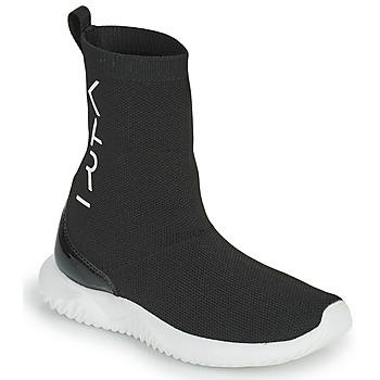 Pantofi Fete Pantofi sport stil gheata Karl Lagerfeld HEROS Negru