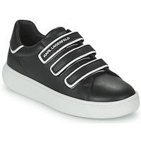 Pantofi Copii Pantofi sport Casual Karl Lagerfeld GOLINDA Negru