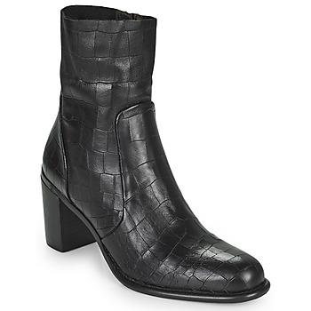 Pantofi Femei Cizme casual Adige FARA V4 DRAGON BRONZE Negru