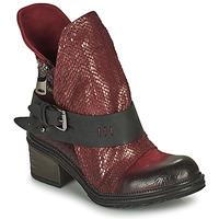 Pantofi Femei Ghete Metamorf'Ose KALEUR Bordo