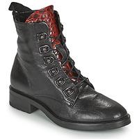 Pantofi Femei Ghete Metamorf'Ose KARDIESSE Negru