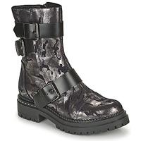 Pantofi Femei Ghete Metamorf'Ose KALOPE Argintiu