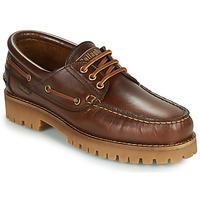 Pantofi Bărbați Mocasini CallagHan TIM CRO. Maro