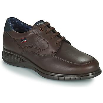 Pantofi Bărbați Pantofi Derby CallagHan FREEMIND Maro