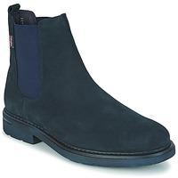 Pantofi Bărbați Ghete CallagHan PURE CASUAL Albastru