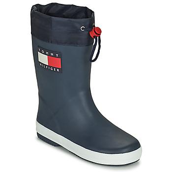 Pantofi Copii Cizme de cauciuc Tommy Hilfiger T3X6-30766-0047800 Albastru
