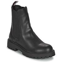 Pantofi Fete Ghete Tommy Hilfiger T3A5-31198-0289999 Negru