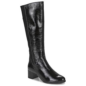 Pantofi Femei Cizme casual Caprice 25517-011 Negru