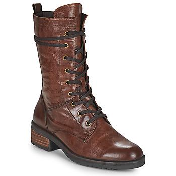 Pantofi Femei Ghete Caprice 25202-351 Coniac
