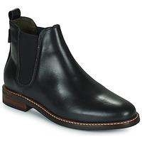 Pantofi Femei Ghete Barbour FOXTON Negru