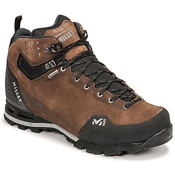 Pantofi Bărbați Drumetie și trekking Millet G TREK 3 GORETEX Maro