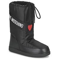 Pantofi Femei Cizme de zapadă Love Moschino JA24032G1D Negru