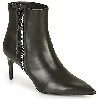 Pantofi Femei Ghete Love Moschino JA21107G1D Negru