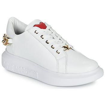 Pantofi Femei Pantofi sport Casual Love Moschino JA15144G1D Alb