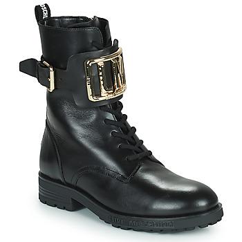 Pantofi Femei Botine Love Moschino JA21374G0D Negru