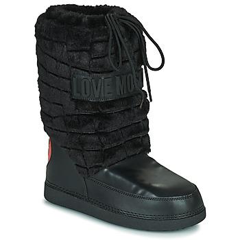 Pantofi Femei Cizme de zapadă Love Moschino JA24232G0D Negru