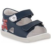 Pantofi Băieți Sandale  Naturino FALCOTTO 0C02 BLAVET NAVY Blu