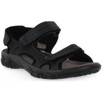 Pantofi Bărbați Sandale sport Imac NERO PACIFIC Nero