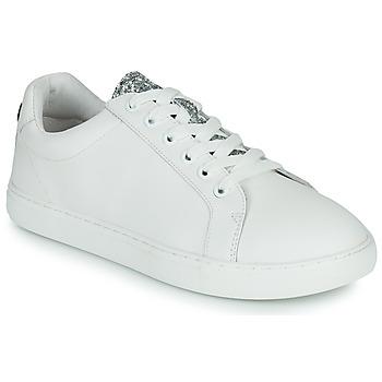 Pantofi Femei Pantofi sport Casual Bons baisers de Paname SIMONE EYES Alb