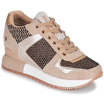 Pantofi Femei Pantofi sport Casual Gioseppo LILESAND Bej / Auriu