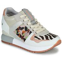 Pantofi Femei Pantofi sport Casual Gioseppo GISKE Alb / Multico