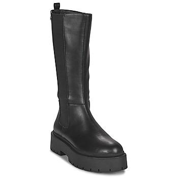 Pantofi Femei Cizme casual Gioseppo SOHAG Negru