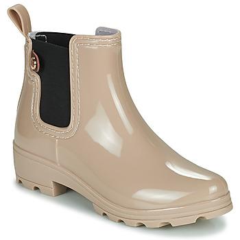 Pantofi Femei Cizme de cauciuc Gioseppo 40841 Nude