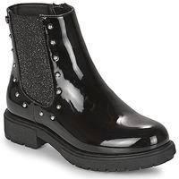 Pantofi Fete Ghete Gioseppo TELAGH Negru