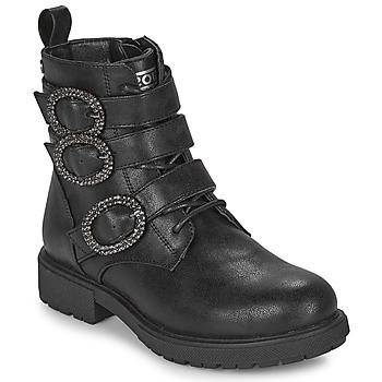 Pantofi Fete Ghete Gioseppo GOUVY Negru