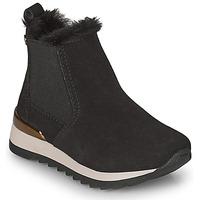 Pantofi Fete Pantofi sport stil gheata Gioseppo ORTRAND Negru