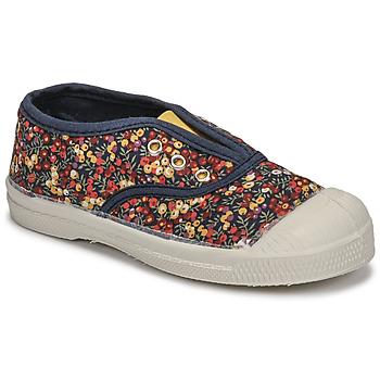 Pantofi Copii Pantofi sport Casual Bensimon TENNIS ELLY LIBERTY ENFANT Multicolor