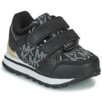 Pantofi Fete Pantofi sport Casual MICHAEL Michael Kors BILLIE JOGGER H&L Negru / Auriu
