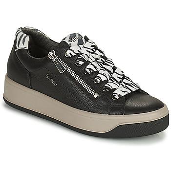 Pantofi Femei Pantofi sport Casual IgI&CO DONNA AVA Negru