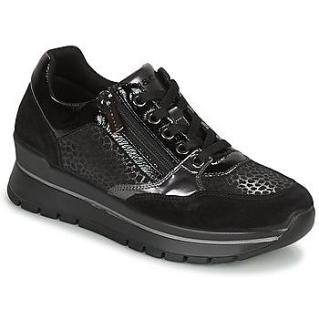 Pantofi Femei Pantofi sport Casual IgI&CO DONNA ANISIA Negru