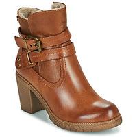 Pantofi Femei Botine Refresh 78969 Camel
