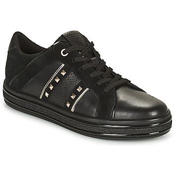 Pantofi Femei Pantofi sport Casual Geox LEELU Negru