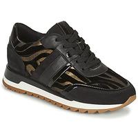 Pantofi Femei Pantofi sport Casual Geox TABELYA Negru