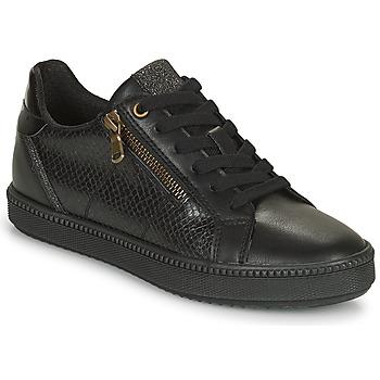 Pantofi Femei Pantofi sport Casual Geox BLOMIEE Negru