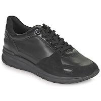 Pantofi Femei Pantofi sport Casual Geox AIRELL Negru
