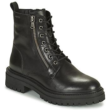 Pantofi Femei Botine Geox IRIDEA Negru
