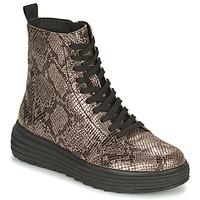 Pantofi Femei Ghete Geox PHAOLAE Maro