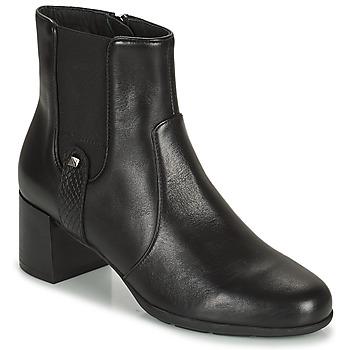 Pantofi Femei Botine Geox ANNYA Negru