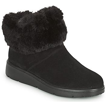 Pantofi Femei Ghete Geox ARLARA Negru