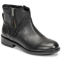 Pantofi Femei Botine Geox CATRIA Negru