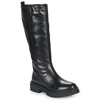 Pantofi Femei Cizme casual Geox IRIDEA Negru