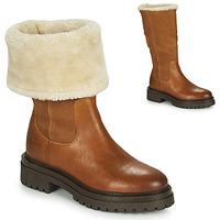 Pantofi Femei Ghete Geox IRIDEA Maro