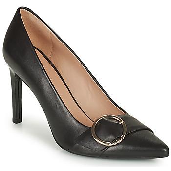 Pantofi Femei Pantofi cu toc Geox FAVIOLA Negru