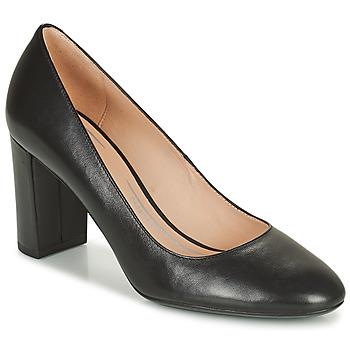 Pantofi Femei Pantofi cu toc Geox PHEBY Negru