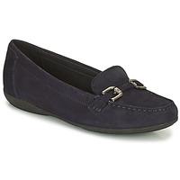 Pantofi Femei Mocasini Geox ANNYTAH Albastru