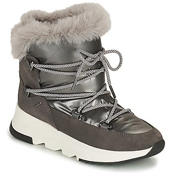 Pantofi Femei Cizme de zapadă Geox FALENA ABX Gri